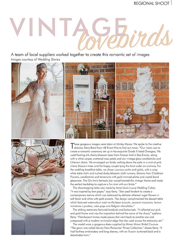 Your Surrey Wedding- October/November 2020 (Issue 85)
